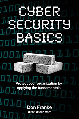 Cyber Security Basics: Removing cognitive barriers by focusing on the fundamentals