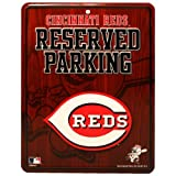 MLB Cincinnati Reds Parking Sign