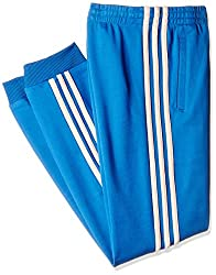 adidas Originals Girls' Trousers (S14453158_Blue and Pink_13 - 14 years)