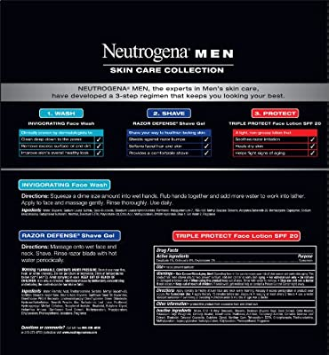 Best Cheap Deal for Neutrogena Men's Gift Pack from Johnson & Johnson SLC - Free 2 Day Shipping Available
