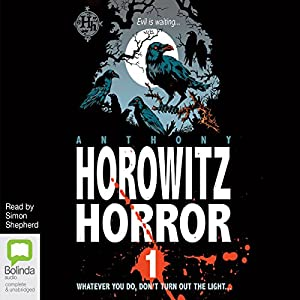 Horowitz Horror Audiobook