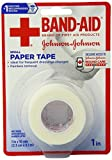 Band-Aid First Aid Tapes Waterproof Tape 1 2 Inch x 10 yds Pack of 6