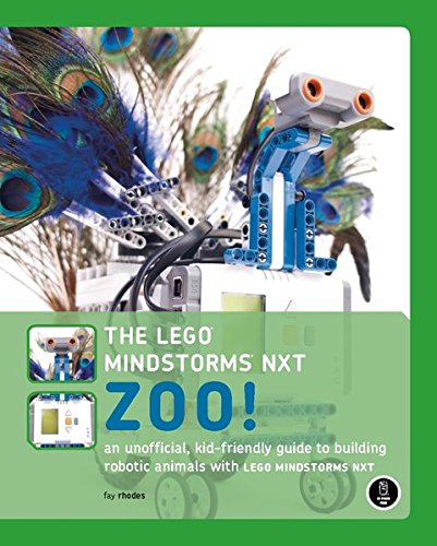The Lego Mindstorms NXT Zoo! An Unofficial, Kid-Friendly Guide to Building Robotic Animals with the Lego Mindstorms NXT (Lego Robotics Nxt compare prices)