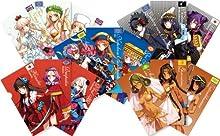 英雄*戦姫 ミニクリアファイルセット 15枚オールパック
