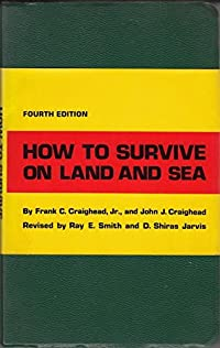 9780870212789: How to Survive on Land and Sea (Physical Education)