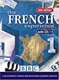 img - for French Experience 1 CDs 1-4 (English and French Edition) book / textbook / text book