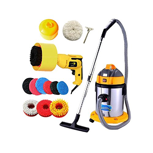 Electric Carpet Floor Cleaning Machine Dry Wet Vacuum Cleaner Set K2046