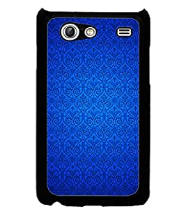 ColourCraft Printed Design Back Case Cover for SAMSUNG GALAXY S ADVANCE I9070