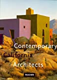 Contemporary California Architects (Big) (German Edition) (3822886718) by Jodidio, Philip