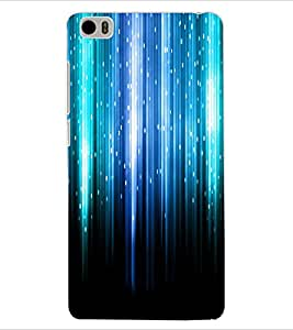 ColourCraft Abstract Pattern Design Back Case Cover for XIAOMI MI 5