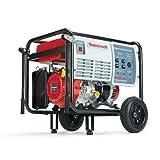 Honeywell HW4000 5,000 Watt 9 HP 242cc OHV Portable Gas Powered Home Generator
