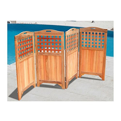 Create Instant Paradise With Outdoor Privacy Screens For
