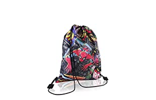 MARVEL Mochila Characters (Multicolor)