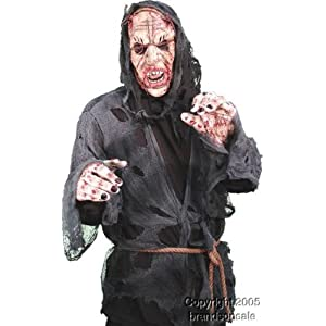 Grim Reaper image holiday outfit for teens