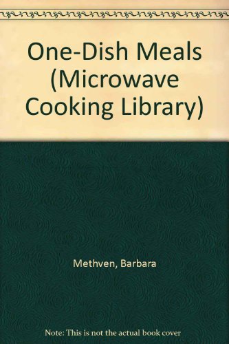 One-Dish Meals (Microwave Cooking Library) front-61524