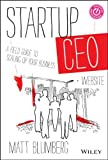 img - for Startup CEO: A Field Guide to Scaling Up Your Business, + Website book / textbook / text book