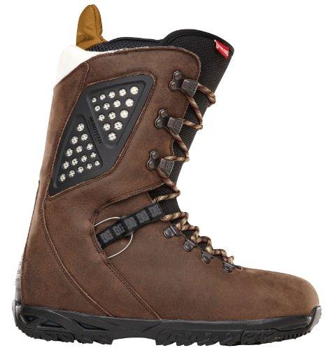 DC Men's Terrain 13 Snow Boot,Brown,9 M US