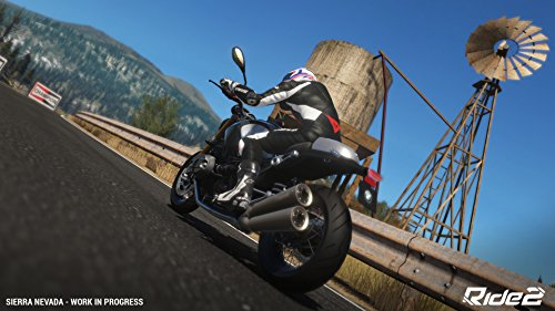 Ride 2  screenshot