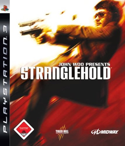 John Woo Presents Stranglehold playstation