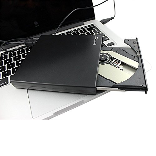 NEW Super Slim External USB Portable 24x CD-ROM Drive