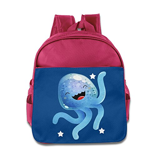 [TuSamLOO Cute Cartoon Jellyfish Kid's Mini Backpack/Travel Bag Pink] (Victorias Secret Costume Ideas)