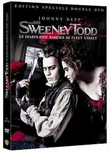 Sweeney Todd, le diabolique barbier de Fleet Street [Édition Spéciale]