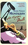 An Olympic Death (Pepe Carvalho Mysteries) (1846686725) by Montalban, Manuel Vazquez