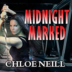 Midnight Marked: Chicagoland Vampires, Book 12 Audiobook by Chloe Neill Narrated by Sophie Eastlake