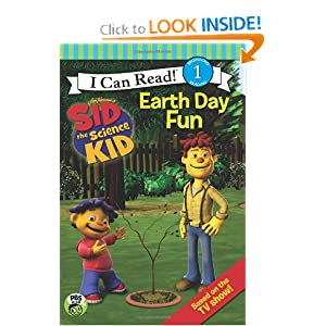 Sid the Science Kid: Earth Day Fun (I Can Read Book 1)