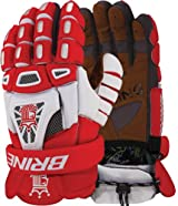 Brine LGLKNG3S King IV Men's Lacrosse Fielder Gloves (Call 1-800-327-0074 to order)