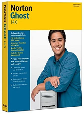 Norton Ghost 14.0 [OLD VERSION]