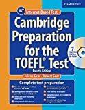Cambridge Preparation for the TOEFL Test: Book + 8 Audio-CD + CD-ROM. Book / CD-ROM/Audio CDsPack