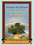 The Miracle at Speedy Motors (Wheeler Hardcover)