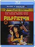 Pulp Fiction [1994] [US Import] [Blu-ray] [Region A]