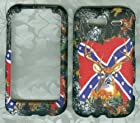 Camo Rebel Flag Buck Deer Htc Wildfire S Prepaid Android Phone C Spire Virgin...
