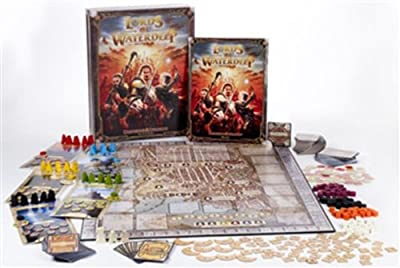 Lords of Waterdeep: A Dungeons & Dragons Board Game by Wizards of the Coast