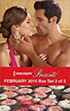 Harlequin Presents February 2015 - Box Set 2 of 2: Playing by the Greeks Rule\The Sultans Harem Bride\Innocent in His Diamonds\Claimed by the Sheikh