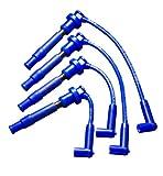 ULTRA ( 永井電子 ) ブルーポイント 【 パワープラグコード 】 カリーナ(FF) / カローラ/スプリンター(FF) / カローラ/スプリンターワゴン / カローラ・セレス/スプリンター・マリノ / カローラFX / カローラスパシオ / スプリンター・カリブ / レビン/トレノ(FF) 3169-40