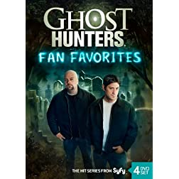 Ghost Hunters: Fan Favorites