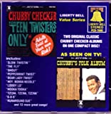 FOR TEEN TWISTERS ONLY/CHUBBY'S FOLK ALBUM