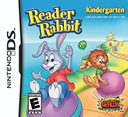 Reader Rabbit Kindergarten