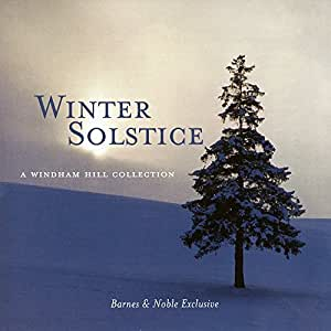 Various winter solstice a windham hill collection barnes noble exclusive music for Barnes and noble winter garden