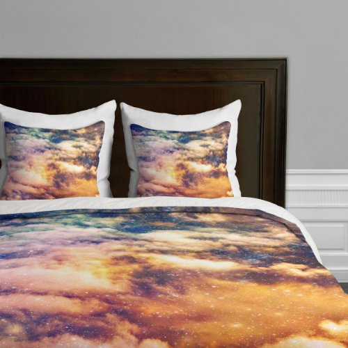 DENY Designs Shannon Clark Cosmic Duvet Cover, Queen