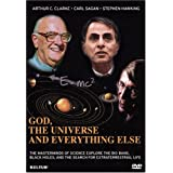 Stephen Hawking - God, the Universe, & Everything / Carl Sagan, Arthur C. Clarkeby Stephen Hawking