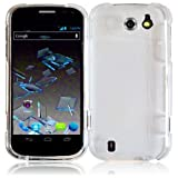 Cell Accessories For Less (TM) For ZTE Flash N9500 Transparent Cover Case - Clear // Free Shipping By TheTargetBuys
