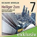 Kovacs 7: Heiliger Zorn I Audiobook by Richard Morgan Narrated by Simon Jäger