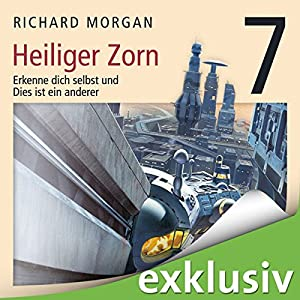 Kovacs 7: Heiliger Zorn I Hörbuch
