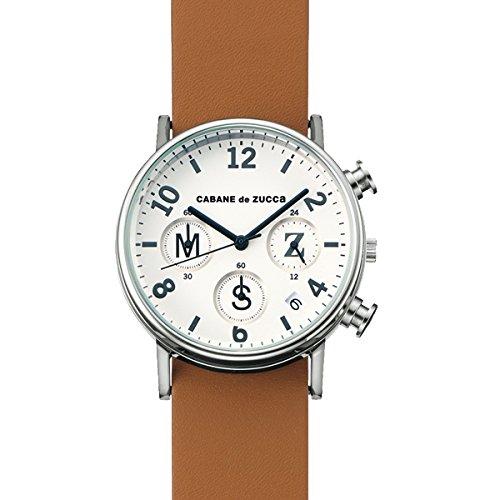 CABANE de ZUCCa カバンドズッカ 【TiCTAC別注】 TYPE WRITER タイプライター 腕時計 AJGT714