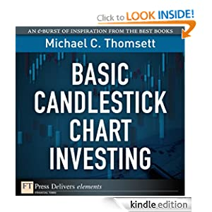 Basic Candlestick Chart Investing eBook Michael C Thomsett
