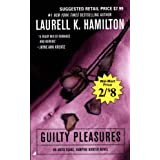 Guilty Pleasures (Walmart Edition) ~ Laurell K. Hamilton
